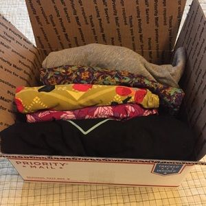 Not So Mysterious Mystery Box LulaRoe Sz Large TC